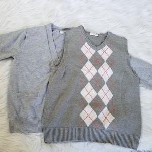 Crazy 8 boys' sweaters size M